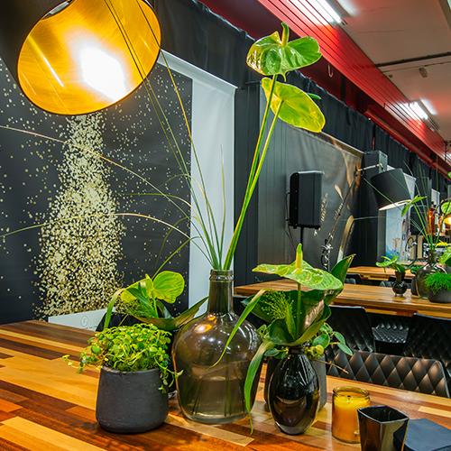 Tafel Planten
